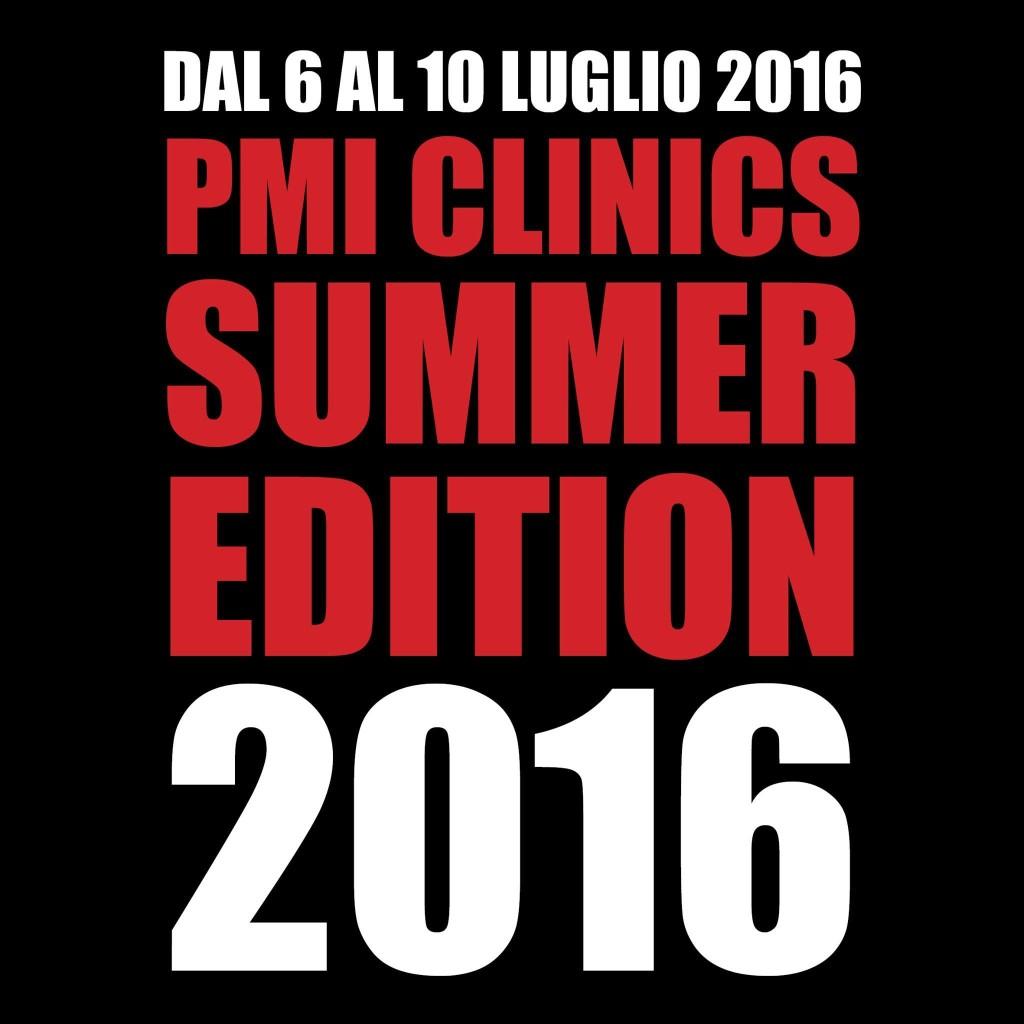 pmi clinics 2016